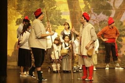 """Vuelven las tradicionales representaciones """"Els Pastorets"""" de Lluís Millà"""